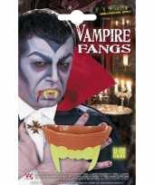 Carnavalskleding halloween vampier gebit glow the dark roosendaal