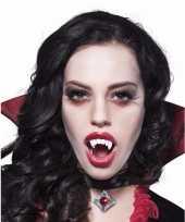 Carnavalskleding halloween vampieren tanden volwassenen roosendaal