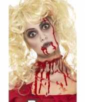 Carnavalskleding halloween zombie schminkset roosendaal
