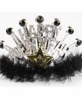 Carnavalskleding happy new year tiara roosendaal