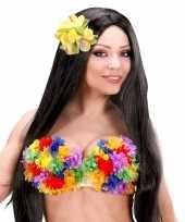 Carnavalskleding hawaii bloemen bh roosendaal
