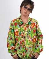 Carnavalskleding hippie blouse rouches kids roosendaal