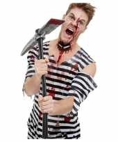 Carnavalskleding horror pikhouweel bijl kunststof roosendaal