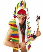 Carnavalskleding indianentooi roosendaal