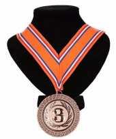 Carnavalskleding kampioensmedaille nr aan oranje rood wit blauw lint roosendaal 10091800