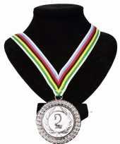 Carnavalskleding kampioensmedaille nr aan wereldkampioen lint roosendaal 10091794