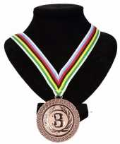 Carnavalskleding kampioensmedaille nr aan wereldkampioen lint roosendaal 10091795