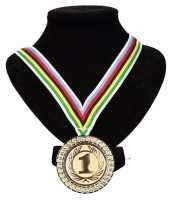 Carnavalskleding kampioensmedaille nr aan wereldkampioen lint roosendaal