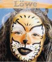 Carnavalskleding leeuw schminken schminkset roosendaal