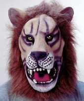 Carnavalskleding leeuwen masker volwassenen roosendaal