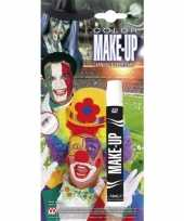 Carnavalskleding make up stift wit roosendaal