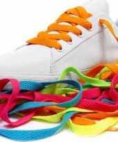 Carnavalskleding oranje schoenveters mr lacy roosendaal
