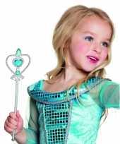 Carnavalskleding prinsessen toverstaf blauw roosendaal