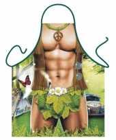 Carnavalskleding sexy schort hippie man roosendaal