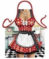 Carnavalskleding sexy schort keukenmeid roosendaal