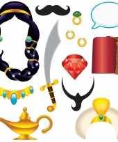 Carnavalskleding stuks foto props nacht thema feestje roosendaal