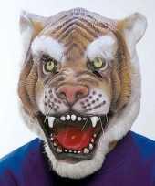 Carnavalskleding tijger masker volwassenen roosendaal