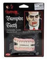 Carnavalskleding vampier gebitje volwassenen roosendaal
