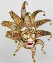 Carnavalskleding venetiaans masker reale tarot dame roosendaal