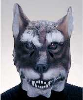 Carnavalskleding wolven masker roosendaal