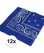 Carnavalskleding x blauwe boeren zakdoeken roosendaal 10126073