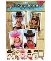 Carnavalskleding x foto props cowboy feestje roosendaal