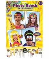 Carnavalskleding x foto props hippie feestje roosendaal