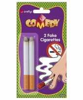 Carnavalskleding x gloeiende nep sigaretten roosendaal
