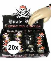 Carnavalskleding x piraten armbandjes kinderen roosendaal 10104843