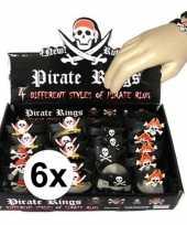 Carnavalskleding x piraten armbandjes kinderen roosendaal