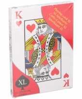 Carnavalskleding xl speelkaarten roosendaal