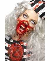 Carnavalskleding zombie latex make up set roosendaal