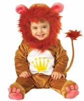 Leeuwen baby carnavalskleding roosendaal